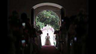 { Jonar + Flonny } Diamond Hotel and Malate Church   Affordable Photo and Video Wedding Package