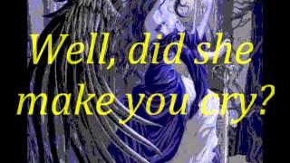 Gold Dust Woman by Fleetwood Mac (lyrics)