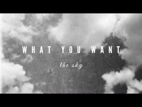 What You Want - What You Want - The Sky (live session)
