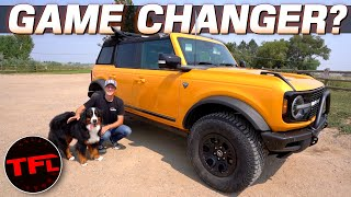 This One Accessory Will Immediately Fix The New Ford Bronco's Most FRUSTRATING Problem!