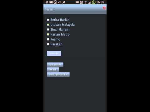terkini app