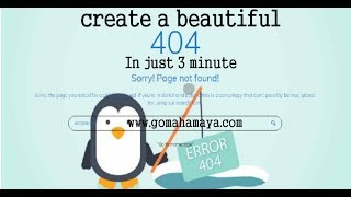 Create Custom 404 Page In WordPress | Best 404  Page WordPres Plugin
