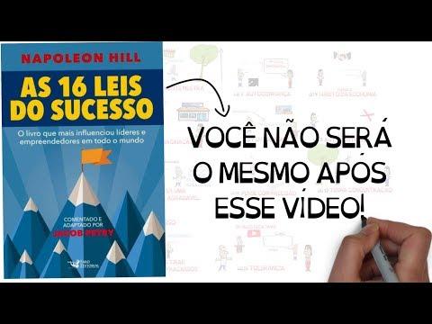 AS 16 LEIS DO SUCESSO | Napoleon Hill | Jacob Petry | SejaUmaPessoaMelhor