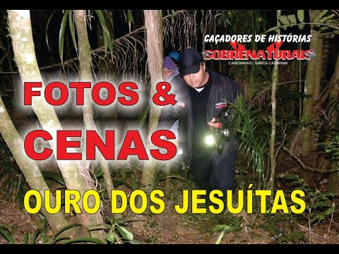FOTOS + CENAS - OURO DOS JESUÍTAS