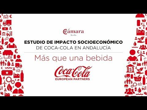 Coca Cola contribuyó con 1.137 millones de euros a Andalucía en 2016