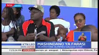 Farasi wa Kenya washiriki katika mashindano ya Britam