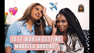 THE TRUTH ABOUT DESTINATION WEDDINGS Ft. Esther Queen Hadassah | Bethel Brown