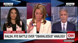 Angela Rye to Joe Walsh: I Don't Talk to Bigots