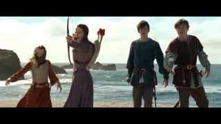 Анна Попплуэлл, saving Trumpkin, Narnia Prince Caspian