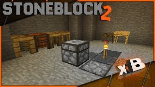 That Stoneblock Life! :: Let's Play StoneBlock 2 :: E01