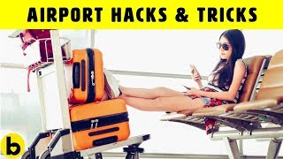 10 Airport Tricks That You Should Know