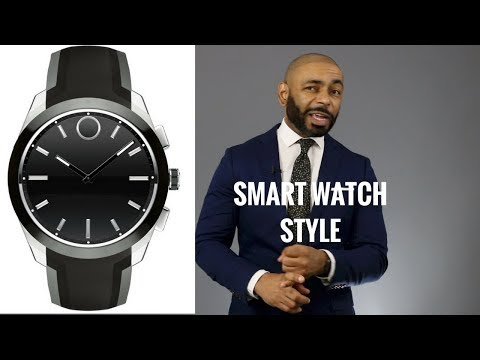 Top 10 Most Stylish Men's SmartWatches/ Best Stylish Men's Smartwatches