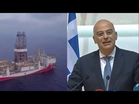 Ανάχωμα από Αθήνα-Λευκωσία στις τουρκικές προκλήσεις   07/10/2019  