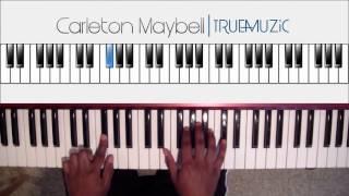 Acura Intergurl - Frank Ocean PIANO TUTORIAL