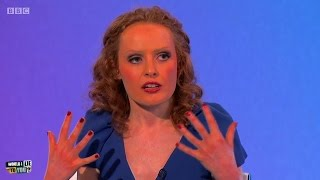 Eating so many carrots made me orange! - Would I Lie to You? [HD]