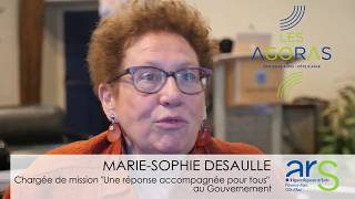 Colloque handicap : Marie Sophie Desaulle