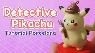 Haz Tu Figurita De Detective Pikachu! 💛💛💛 | TUTORIAL