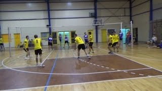 preview picture of video 'VOLLEY TEAM ŻYCHLIN II vs ISKRA VOLLEY TEAM'