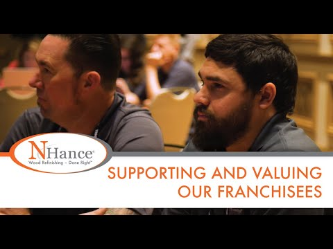 , title : 'N-Hance Franchise - Supporting & Valuing Our Franchisees