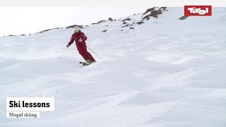 Ski lessons: Mogul skiing | Online ski course