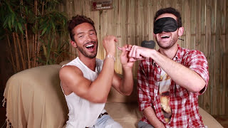TOUCH MY BODY CHALLENGE | Lorenzo and Pedro