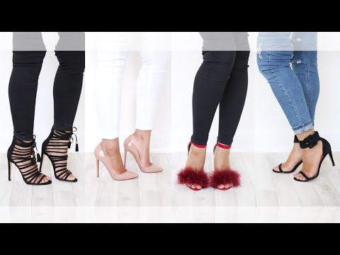 MY SHOE COLLECTION 2015 | STYLE