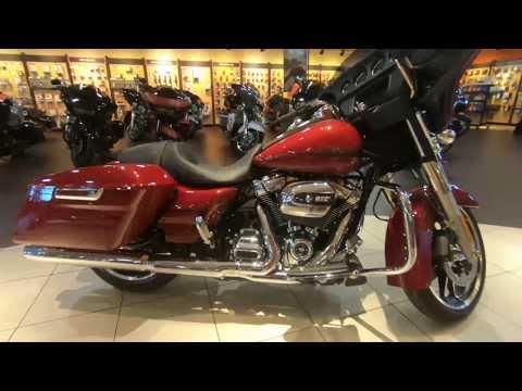 2020 Harley-Davidson Street Glide Touring FLHX
