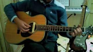 "Bob Dylan's ""It's alright Ma (I'm only bleeding)"" (instrumental)"