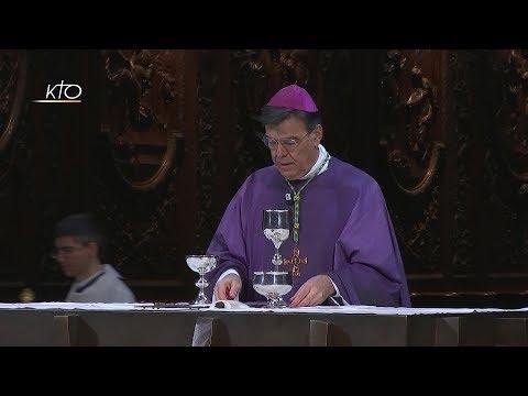Messe des Cendres à Notre-Dame de Paris