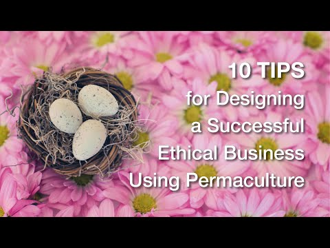 10 Tips for Successful Ethical Businesses