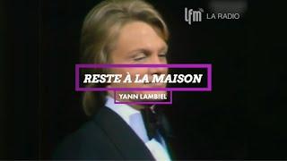 Musik-Video-Miniaturansicht zu Reste à la maison Songtext von Yann Lambiel