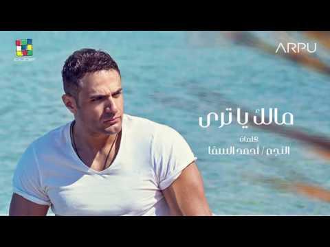 """فيديو- محمد نور يغني من كلمات أحمد السقا """"مالك يا ترى"""""""
