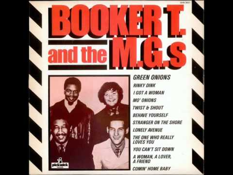 Booker T & The MG's - Twist And Shout Mp3