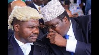 Why the arrest of TJ Kajwang is not merited in law
