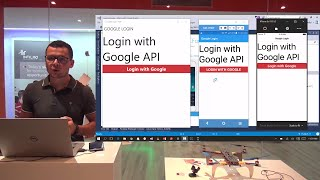 Login with Google in Xamarin Forms