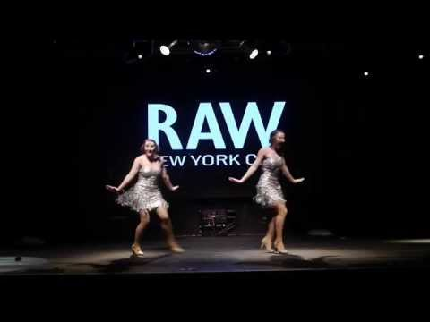 Charleston Dancers | Twin Sisters | Will.I.Am | Bang Bang