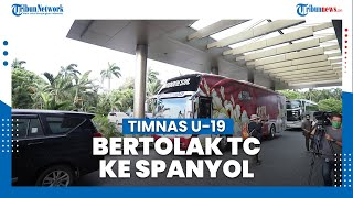 Pelepasan Timnas U-19 Indonesia ke Spanyol
