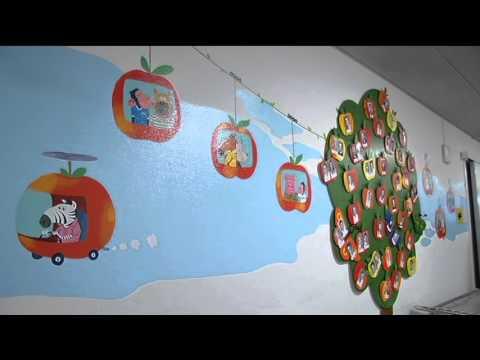 TELE TOP: Besser Heilung durch bunte Wandbilder im KSW