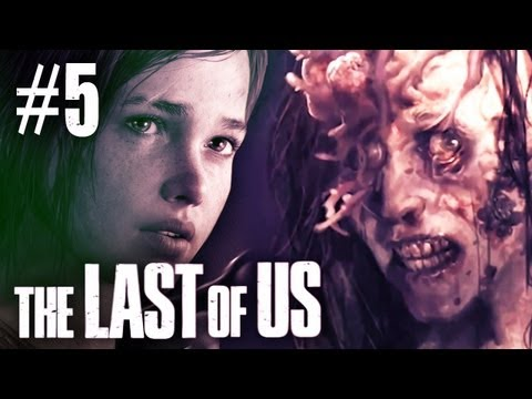 The Last Of Us Walkthrough Part 4 The Clicker Zombies By
