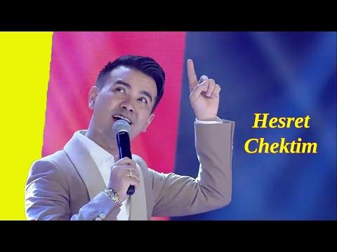 Uyghur classic song - Hesret Chektim | English subtitles