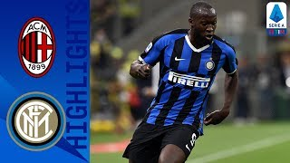 Milan 0-2 Inter | Inter Take the Win in Milan Derby! | Serie A