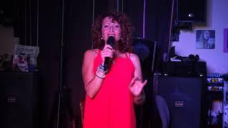 Marina Rodo - Natalie Cole - I Wish You Love cover 23.09.2017