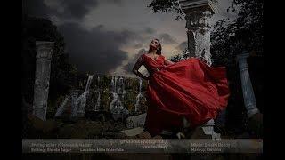 Fashion Photography Workshop At Mitta Waterfalls By 9 Blocks Photography