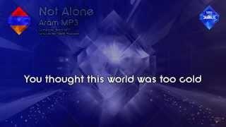 "Aram MP3 - ""Not Alone"" (Armenia)"