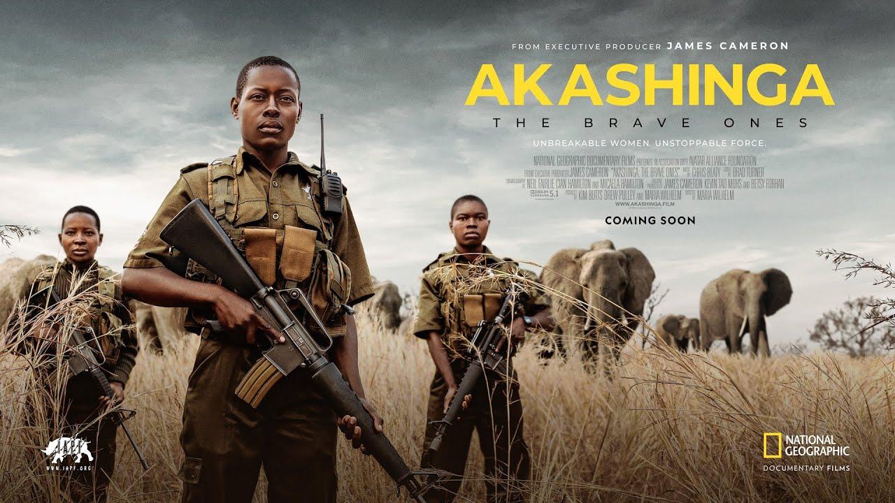 Akashinga: The Brave Ones Trailer | National Geographic thumbnail