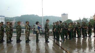 BĐBP Lào Cai phối hợp tuần tra, kiểm soát biên giới với nước bạn Trung Quốc