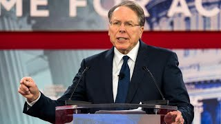 'We must immediately harden our schools' says NRA's Wayne LaPierre