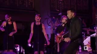 """John Legend - """"Penthouse Floor"""" Live from Pandora"""
