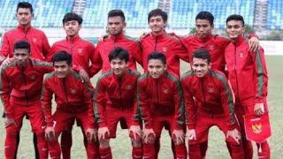 Daftar Nama 23 Pemain Timnas U-19 Indonesia di Piala Asia U-19 2018