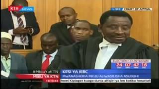 Mahakama ya rufaa yasikiza kesi ya IEBC